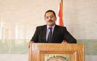 تهنئة من القلب للدكتور راضي محمد عطوه