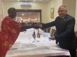 اتفاق تعاون مصر في مشروع تطوير وتأهيل نظم الري بالسودان