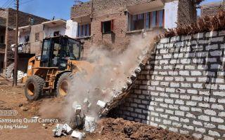 وزارة الري تواصل حملات إزالة التعديات علي المجاري المائية بمختلف المحافظات