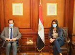وزيرة التعاون الدولي تبحث مع السفير الفرنسي بالقاهرة مشروعات اتفاقية الشراكة الاستراتيجية بقيمة مليار يورو