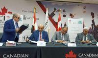 لدعم cIc بروتكول تعاون بين مصر الخير والكلية الكندية الدولية المجالات التعليمية والاجتماعية