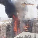 حريق المتحف الكبير