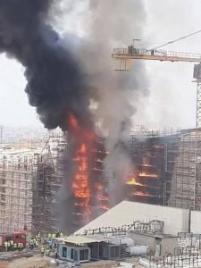 حريق المتحف الكبير 2
