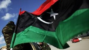 ليبيا علم