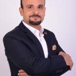 نجوم الفن والصحافة في ضيافه عصام حسن