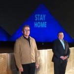 الأهرامات تحتفل بيوم التراث العالمي