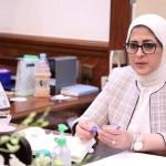 """وزيرة الصحة : الرئيس يوجه سرعة علاج الطفلة """"روميساء """" علي نفقة التأمين الصحي"""