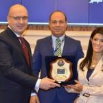 وزيرة التعاون الدولي تلتقي أعضاء دورة التمثيل الدبلوماسي العسكري المصري بالخارج