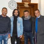 """المنتج نصر محروس يعلن عودة بهاء سلطان لبيته شركة """"فري ميوزيك"""" من جديد"""